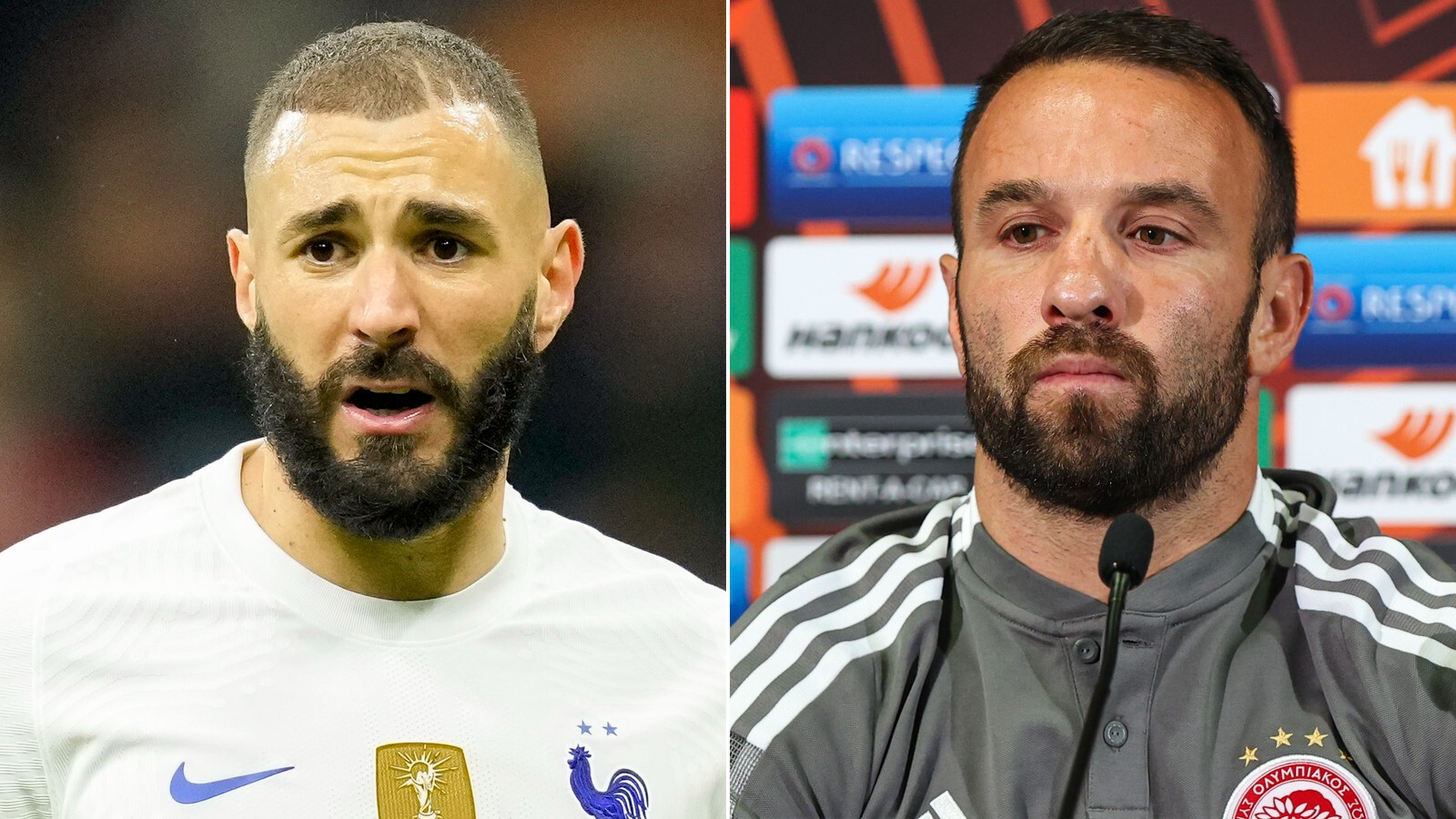 Karim Benzema and Mathieu Valbuena: A blackmail allegation and a sex tape — two French footballers face off in court
