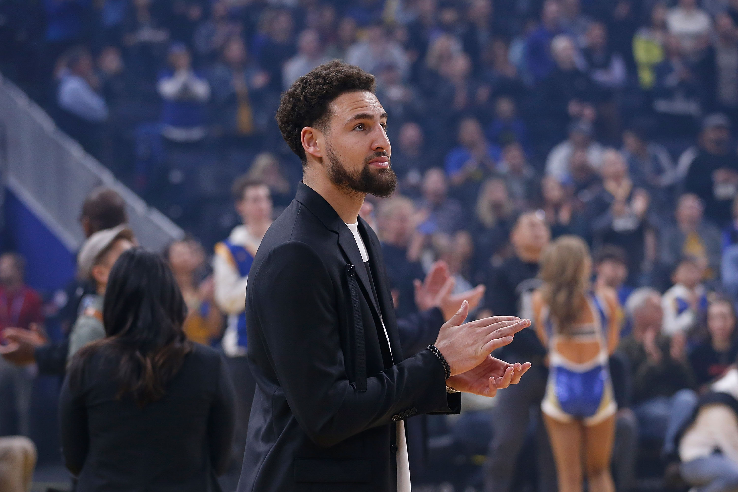Klay Thompson ruled out for second successive season after tearing Achilles