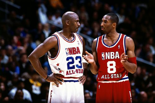 Image for NBA great Michael Jordan will present Kobe Bryant for basketball Hall of Fame induction