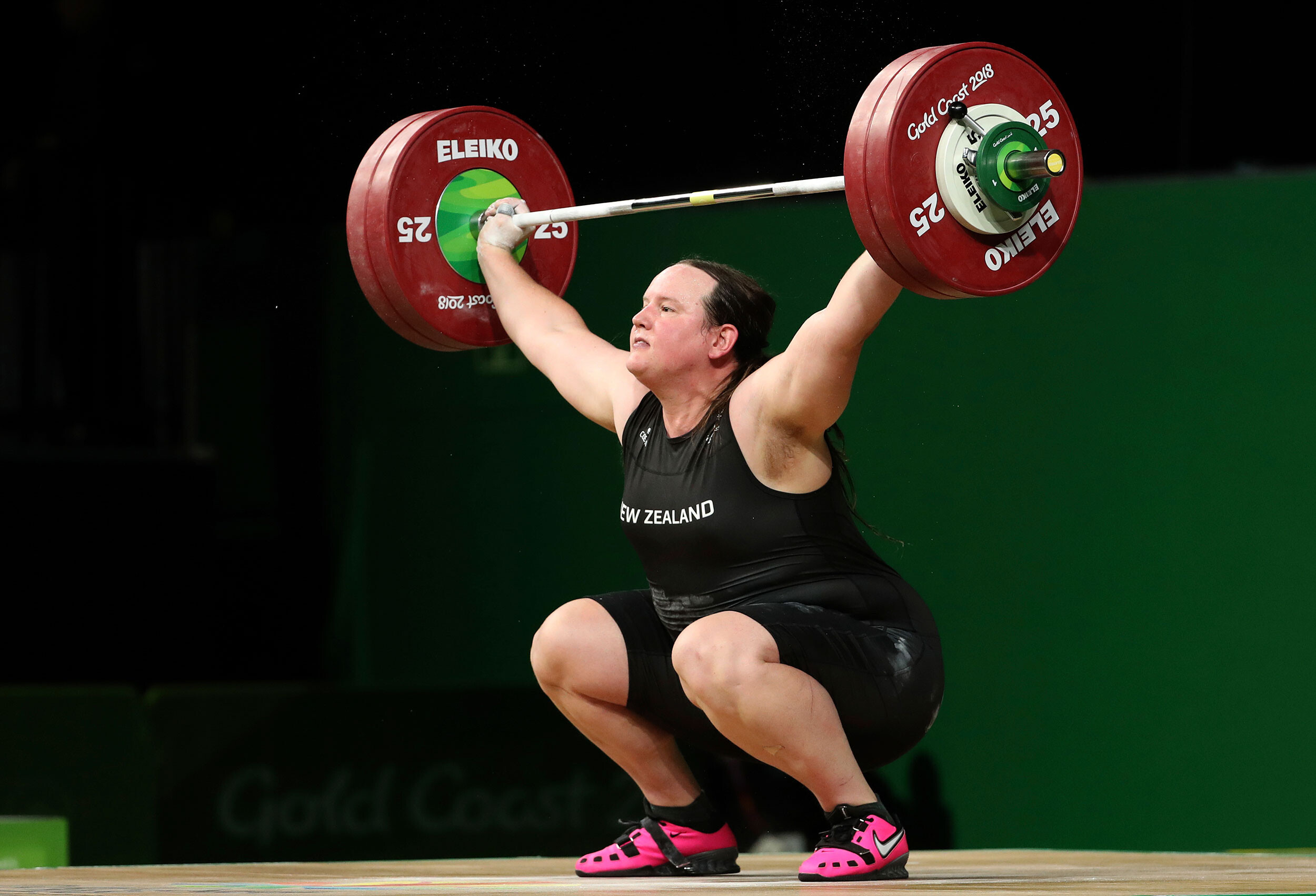 Laurel Hubbard: IOC backs transgender weightlifter's selection for Tokyo, says to review rules later