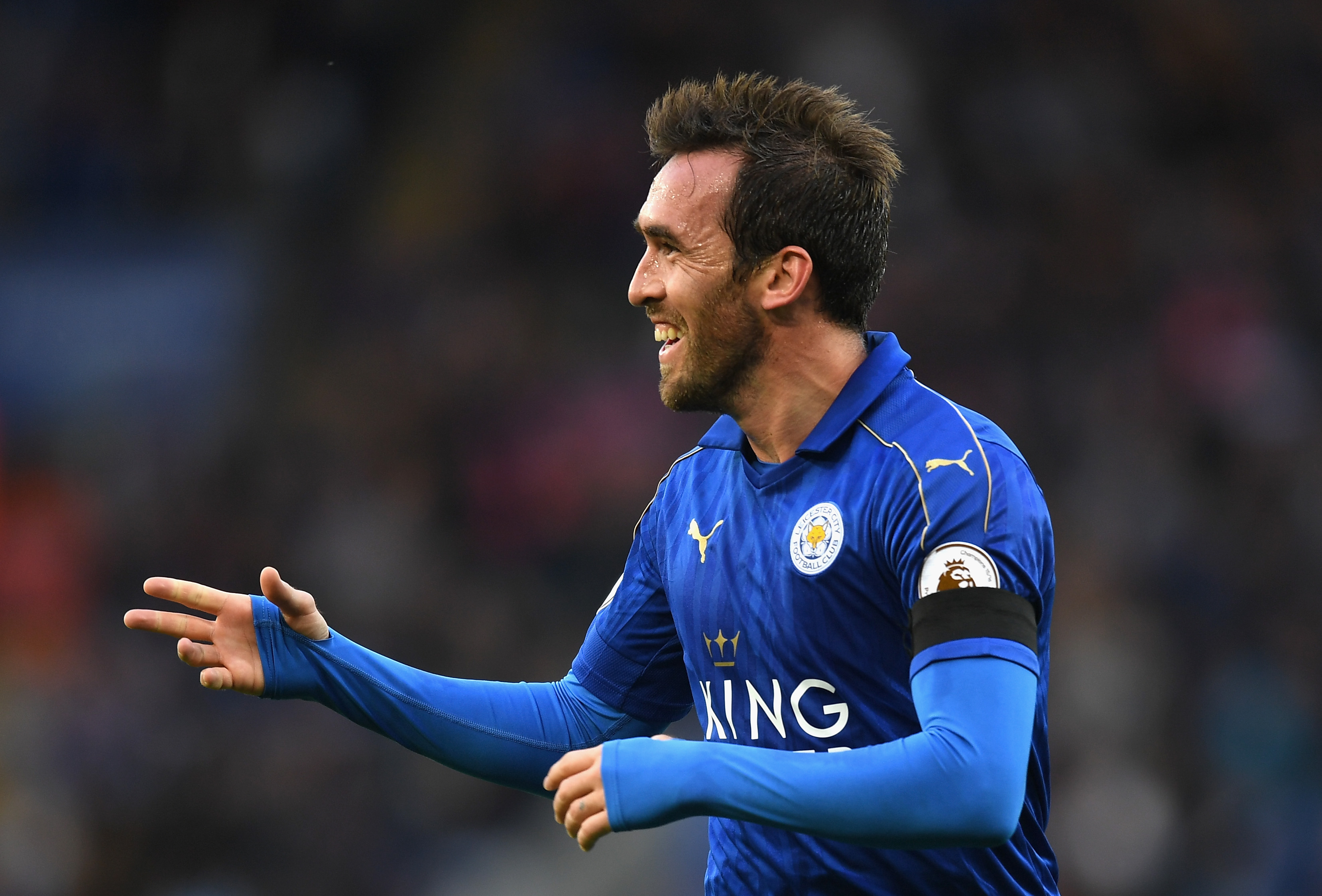 English Premier League winner Christian Fuchs on Leicester City attempting Mission: Impossible 2