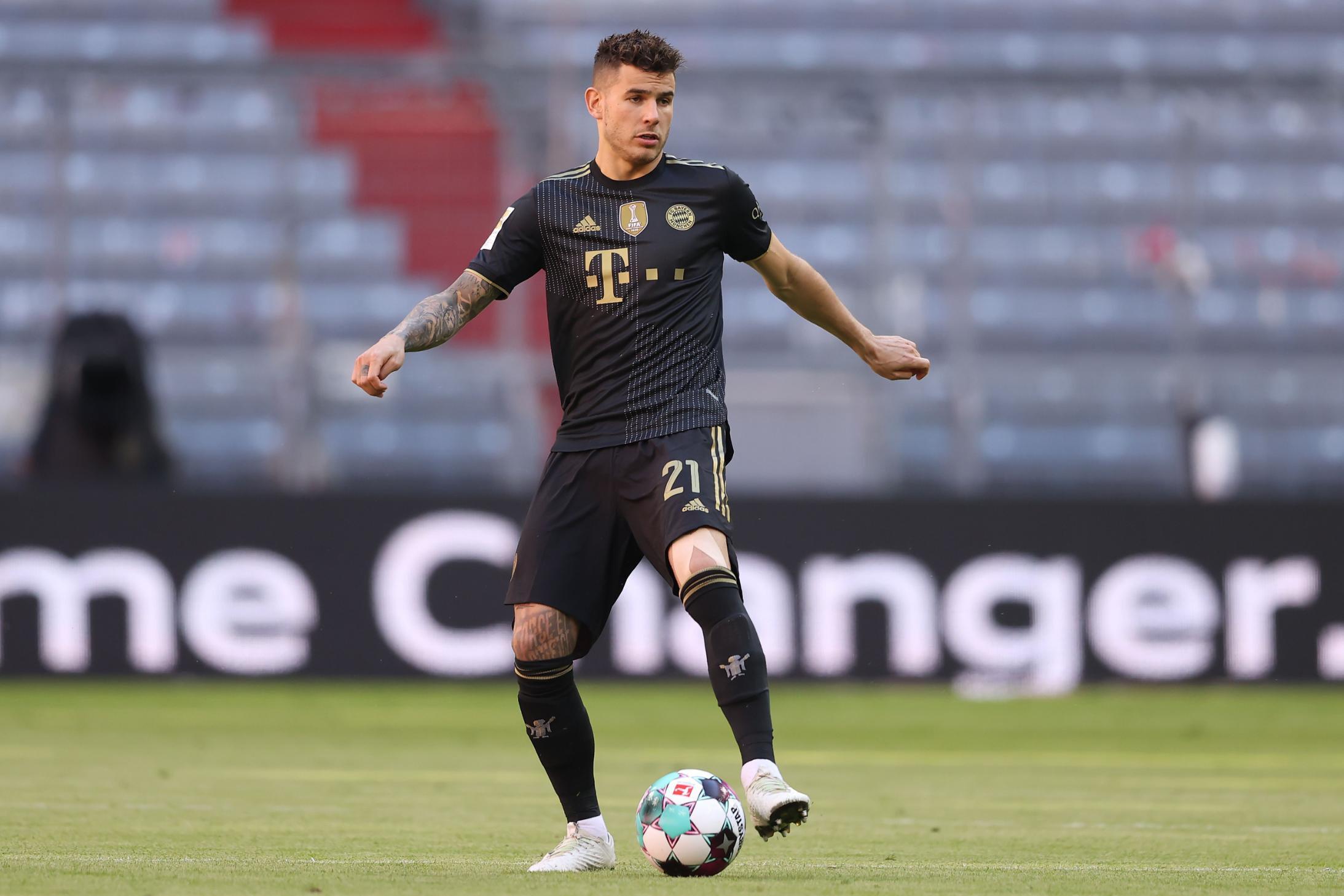France and Bayern Munich defender Lucas Hernández given deadline to enter prison