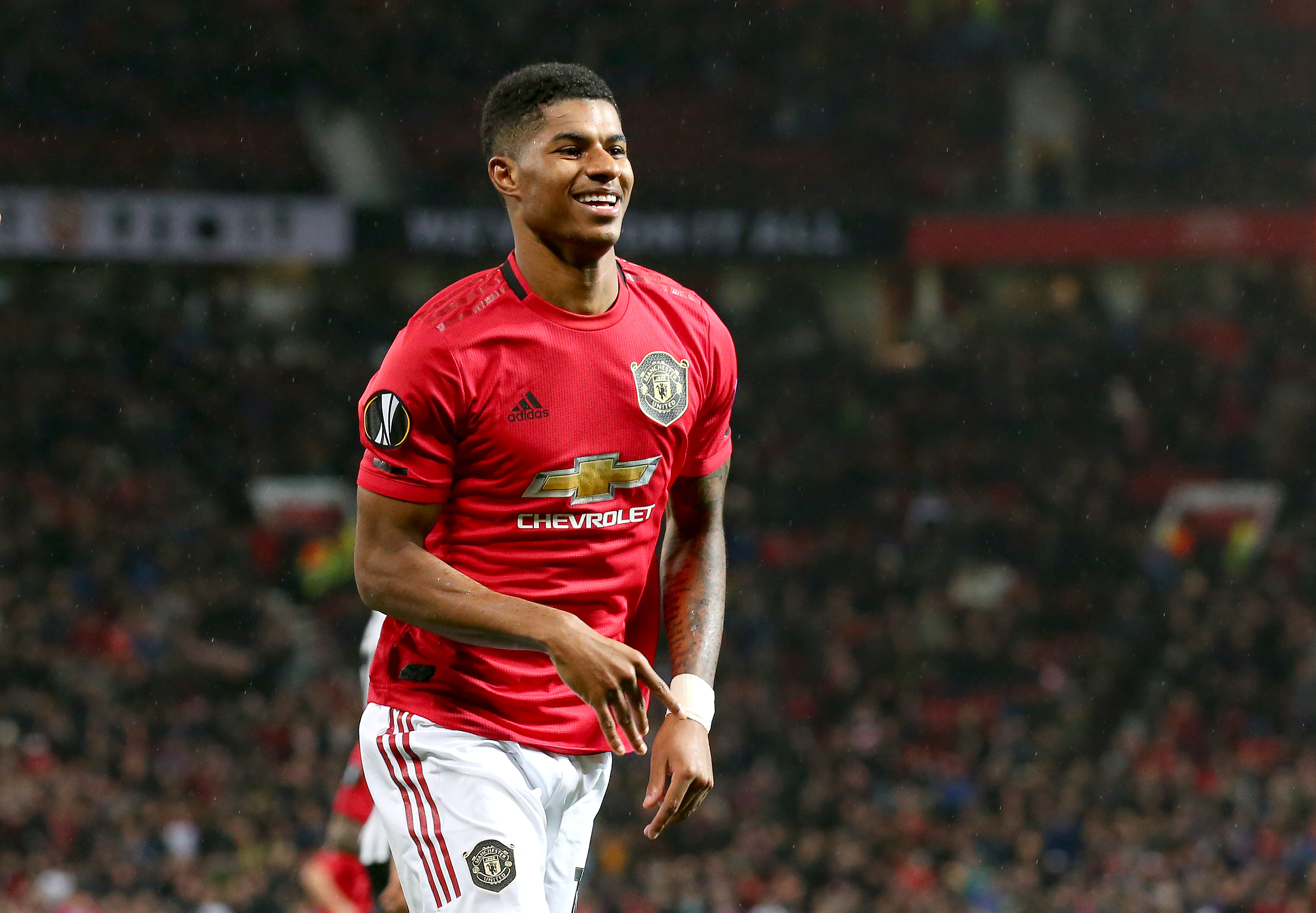 Marcus Rashford to be awarded honorary doctorate for forcing government U-turn