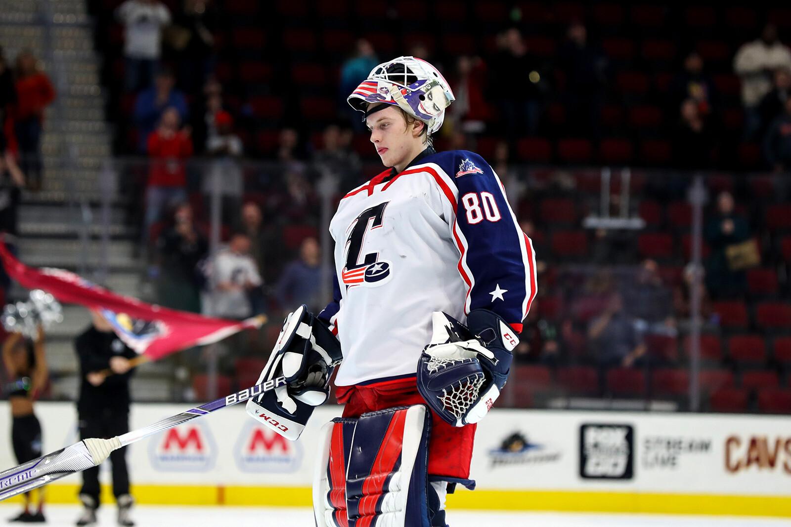 Firework accident that killed NHL goaltender Matiss Kivlenieks was at coach's house, team says