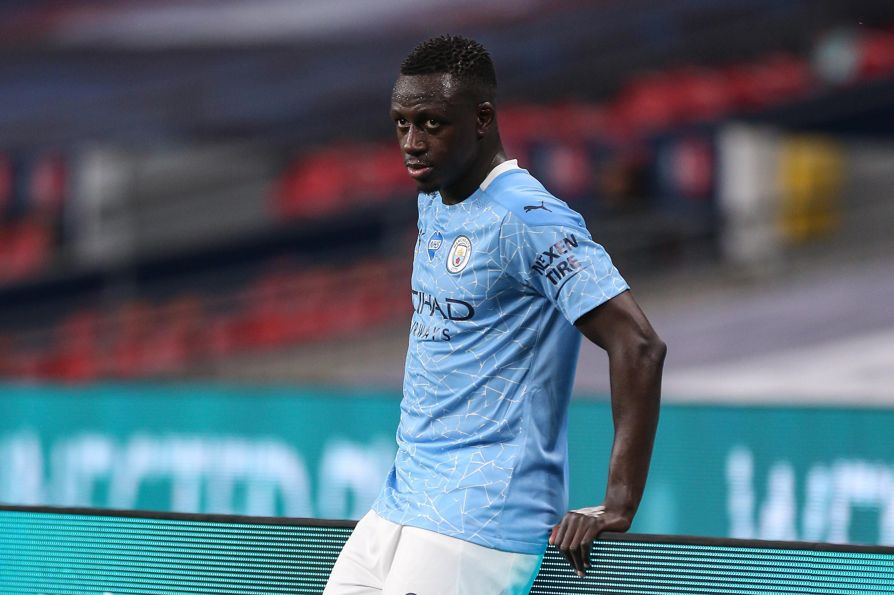 Manchester City's Benjamin Mendy charged with four counts of rape and one count of sexual assault