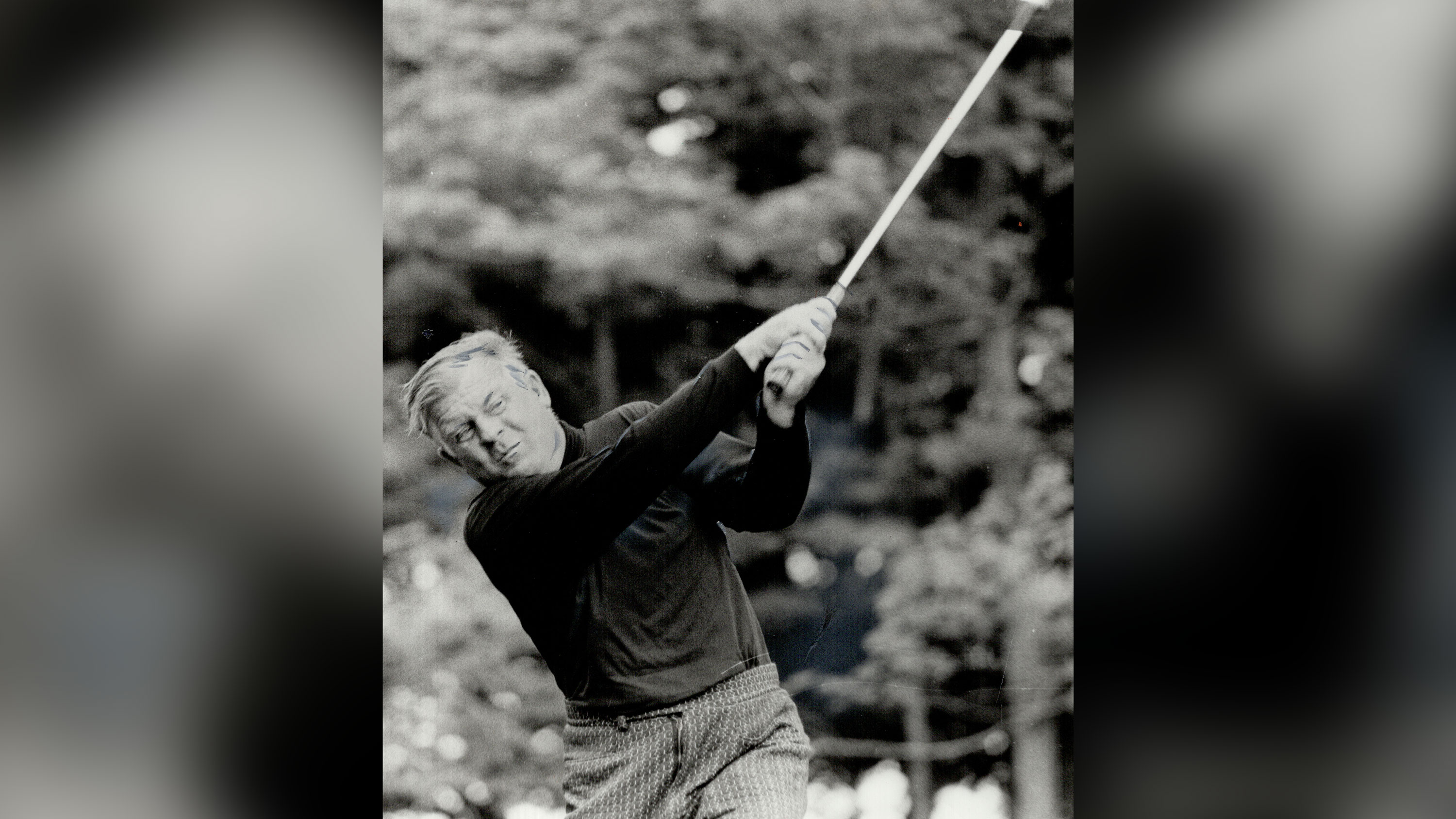 Moe Norman: The 'Rain Man of golf' who amazed even the greats of the sport