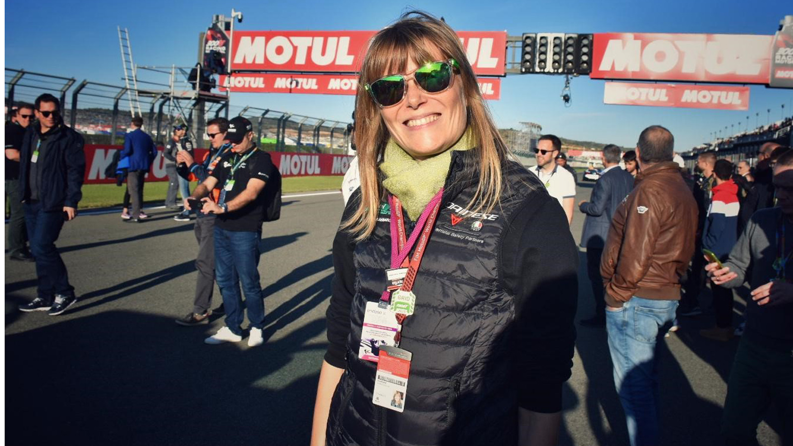 Time is now for sustainable motor racing, and for women, says 'female Elon Musk'