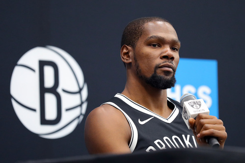 Image for NBA returns in virtual form as Kevin Durant headlines video game tournament