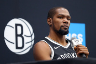 NBA returns in virtual form as Kevin Durant headlines video game tournament
