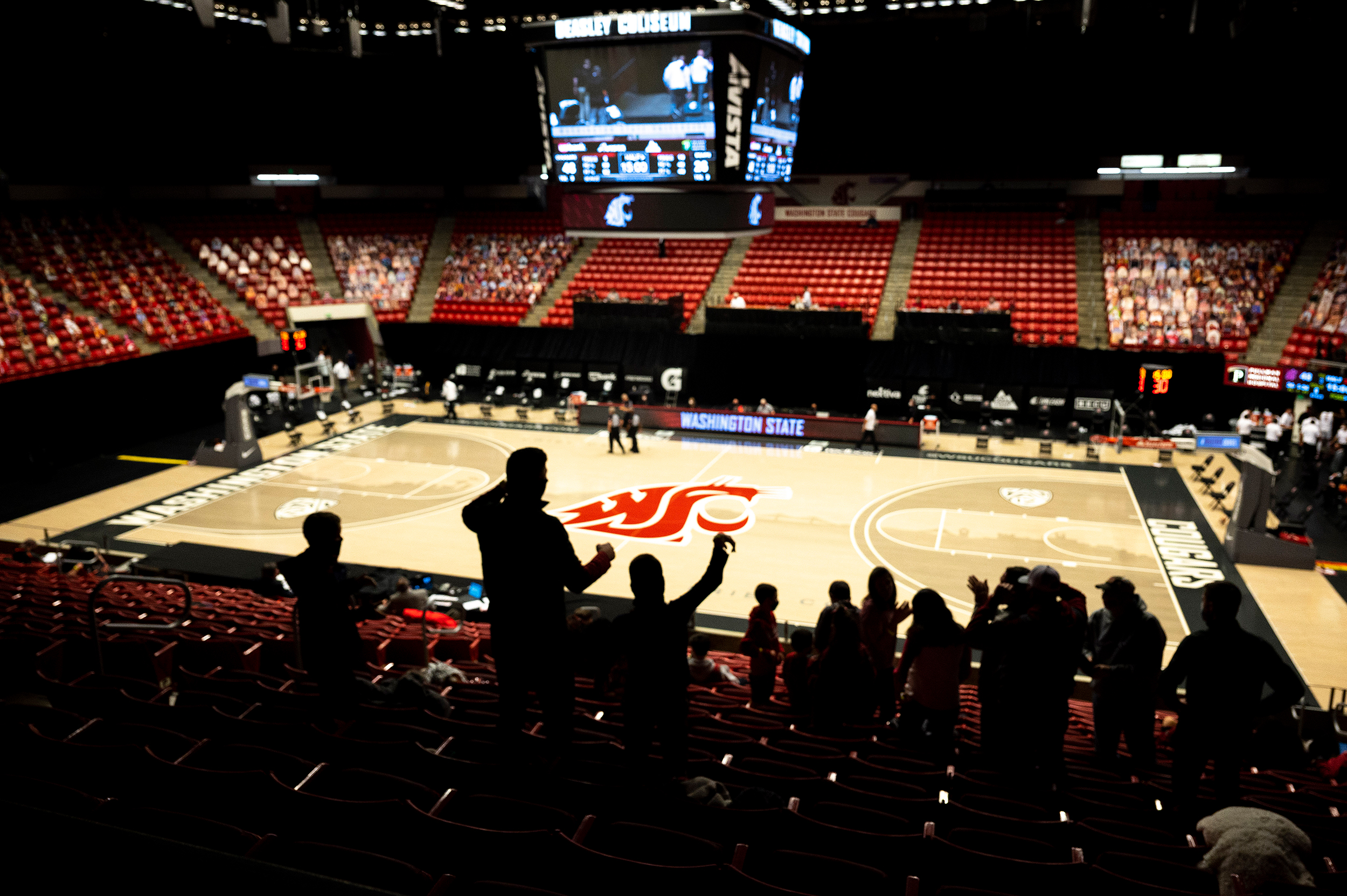 NCAA will allow up to 25% capacity at all rounds of the men's basketball tournament