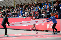 Eliud Kipchoge's record-breaking Nike shoes under scrutiny