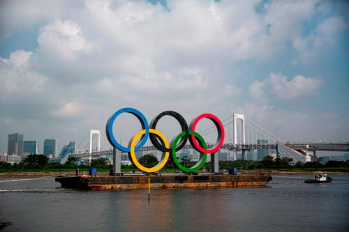 Image for Olympic organizers reveal plans for scaled-down Tokyo event