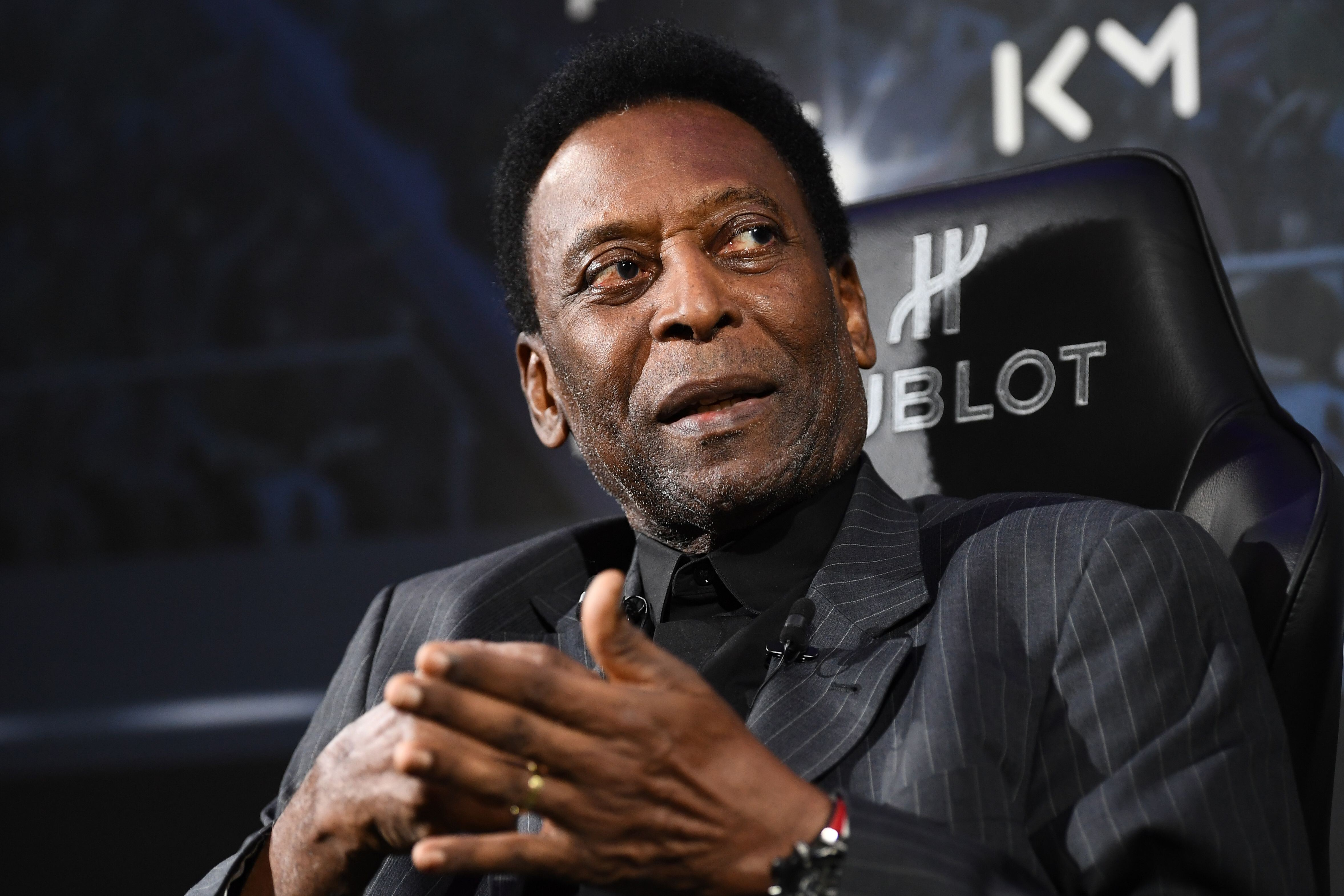 Brazil legend Pele leaves hospital after surgery to remove tumor