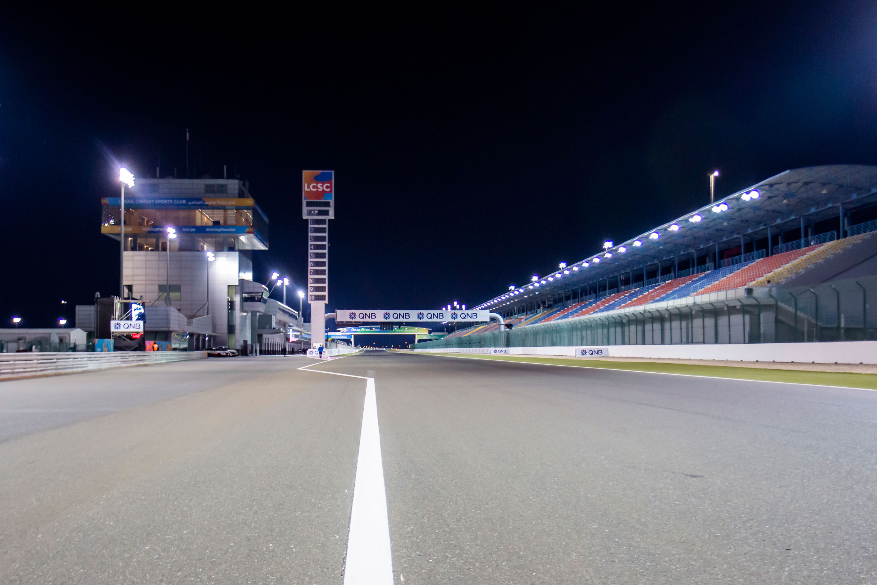 Qatar added to 2021 F1 calendar as Gulf state secures 10-year deal to host races in country from 2023