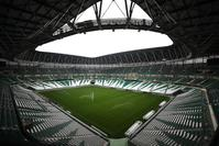 Qatar's 2022 World Cup 'Diamond in the Desert' stadium completed