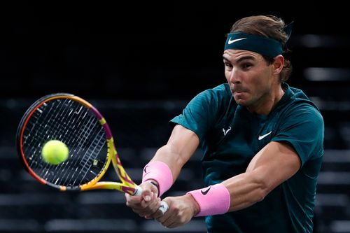 Image for Rafael Nadal becomes fourth man to win 1,000 ATP Tour matches