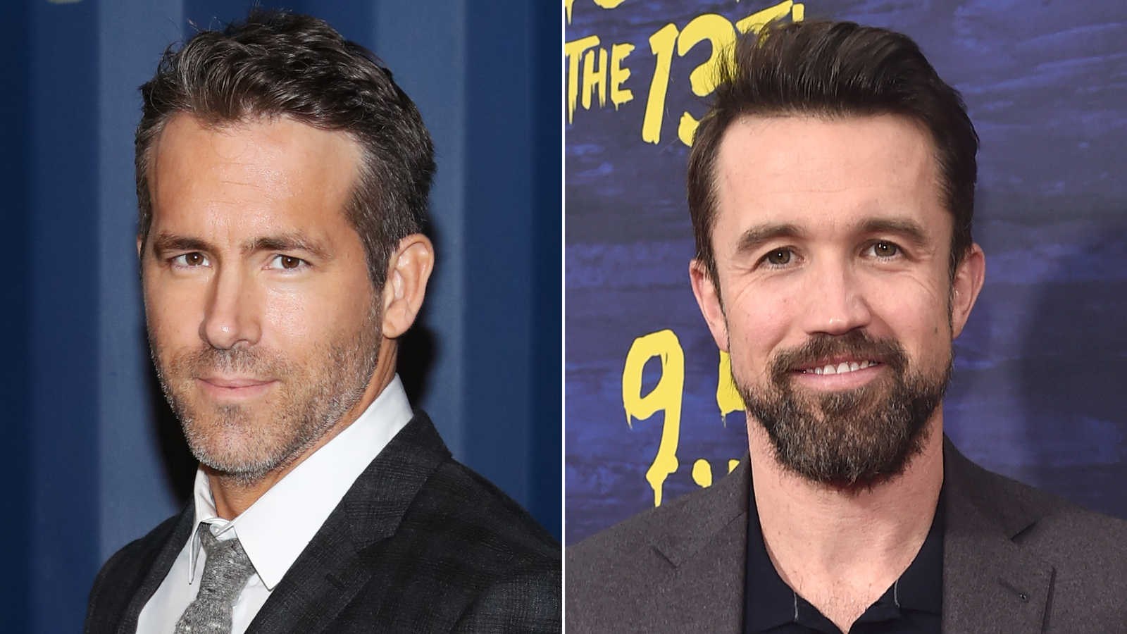 Actors Ryan Reynolds and Rob McElhenney in talks to invest in Welsh soccer team