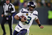 'I have a heavy heart right now,' says Seattle Seahawks quarterback Russell Wilson
