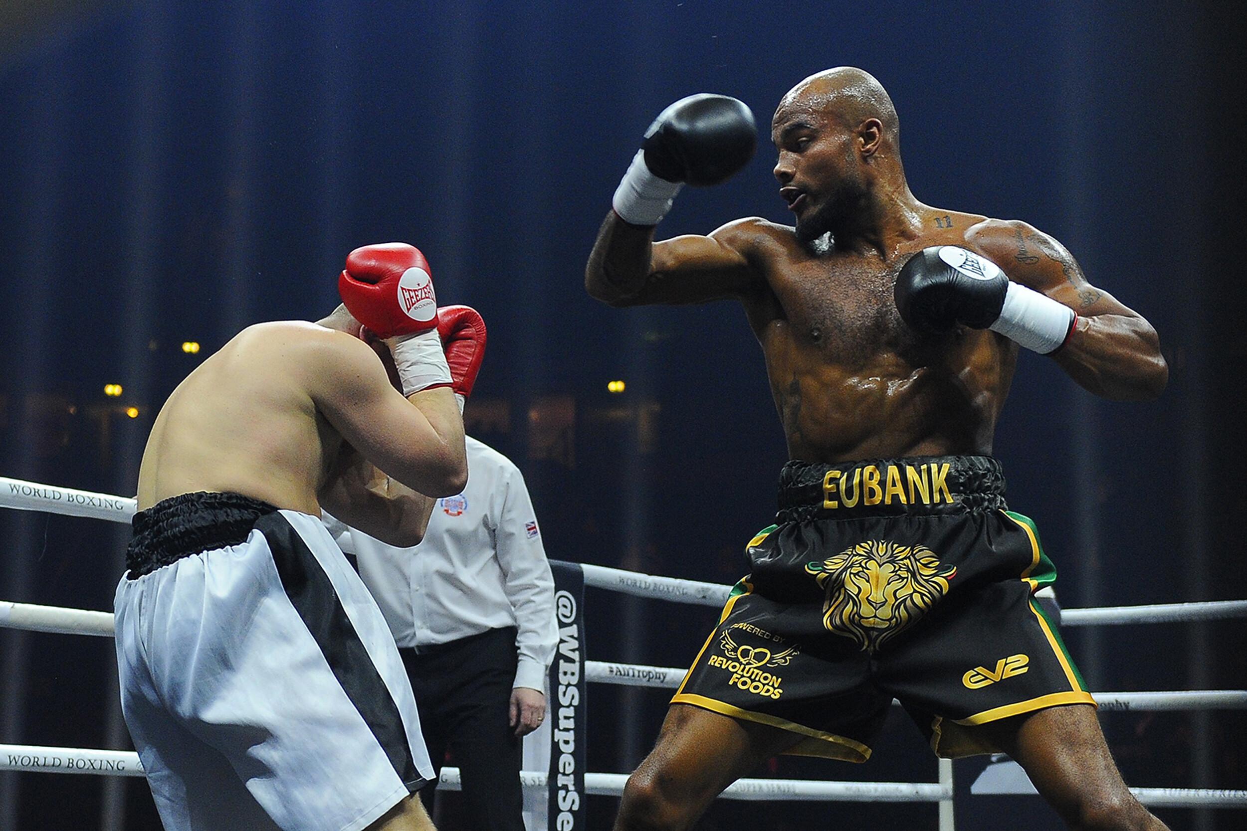 Boxer Chris Eubank's son Sebastian dies in Dubai