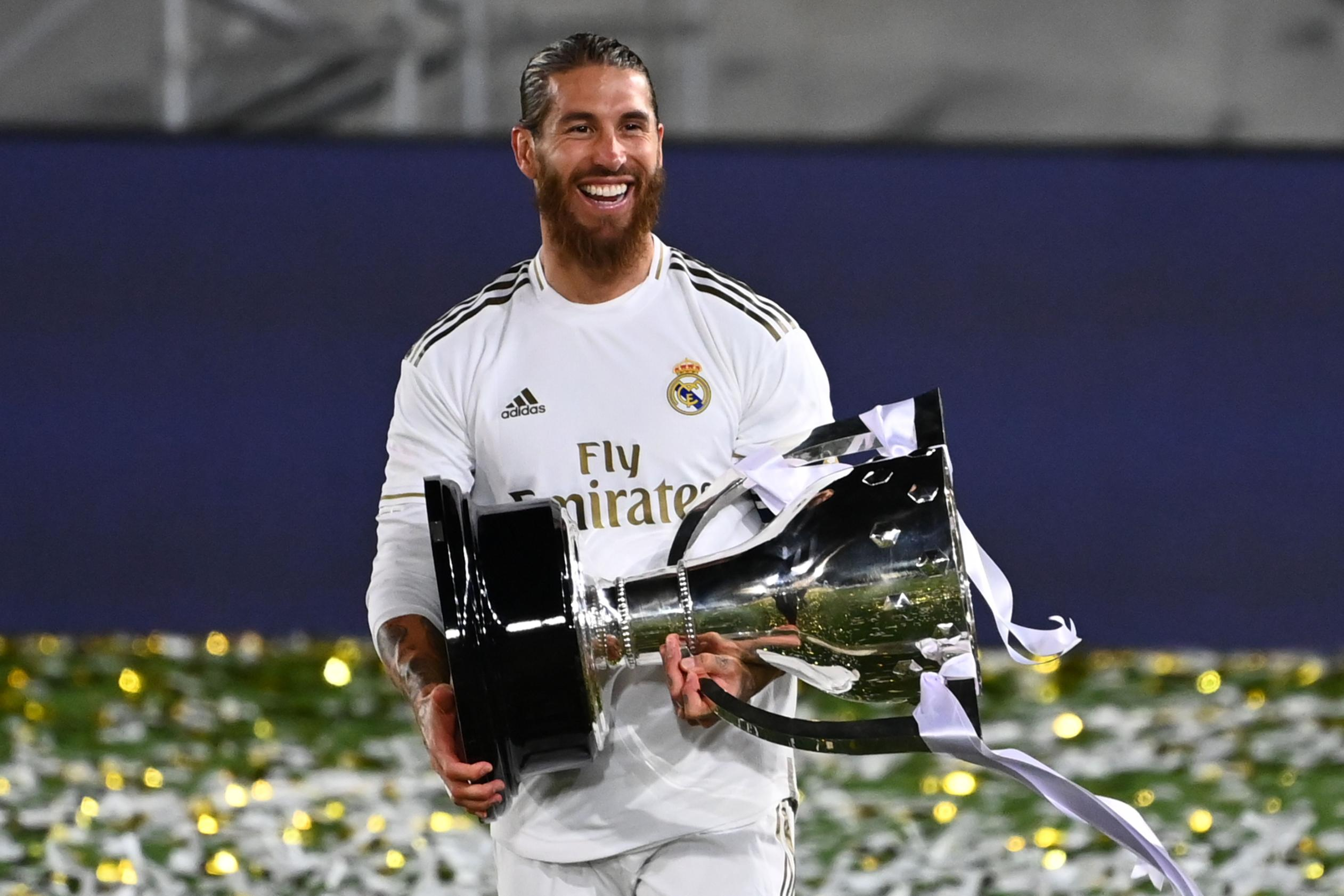Sergio Ramos to leave Real Madrid after 16 years
