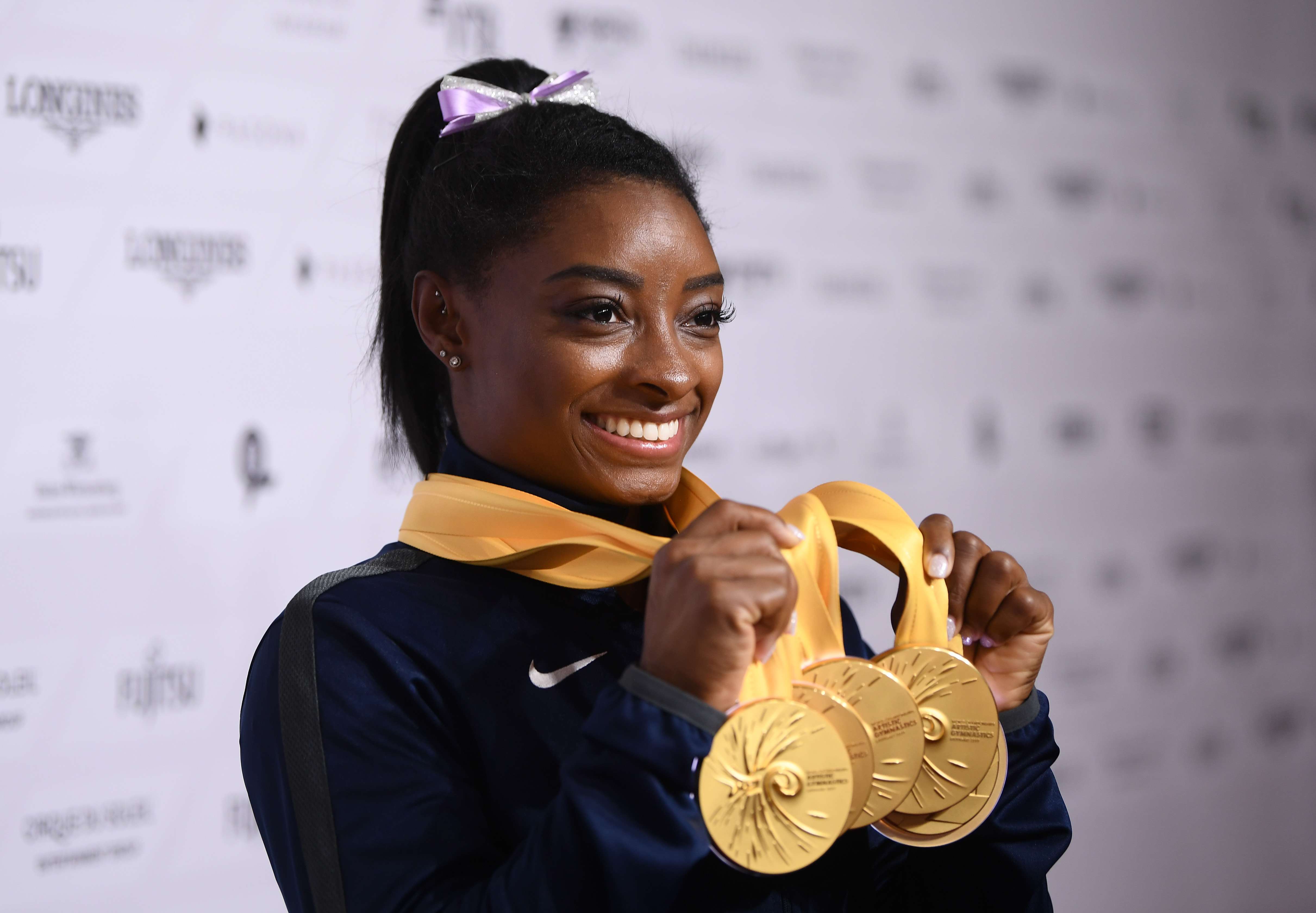 Gymnast Simone Biles calls Olympic postponement the 'right decision'