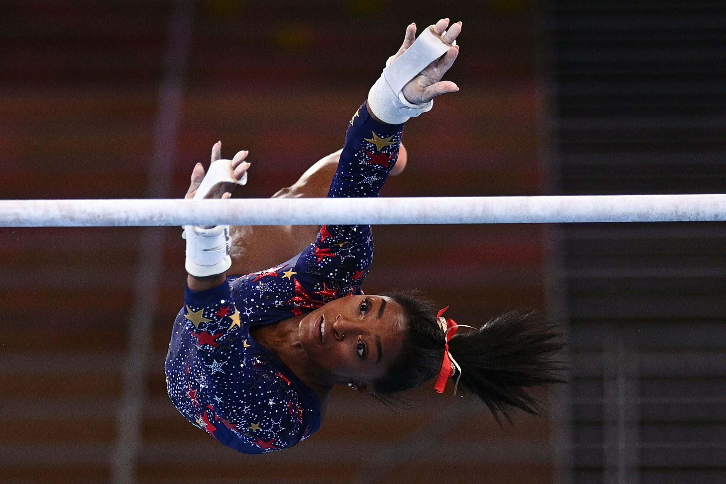 Simone Biles doesn't need more medals. She returned to the Olympics for something much more impactful