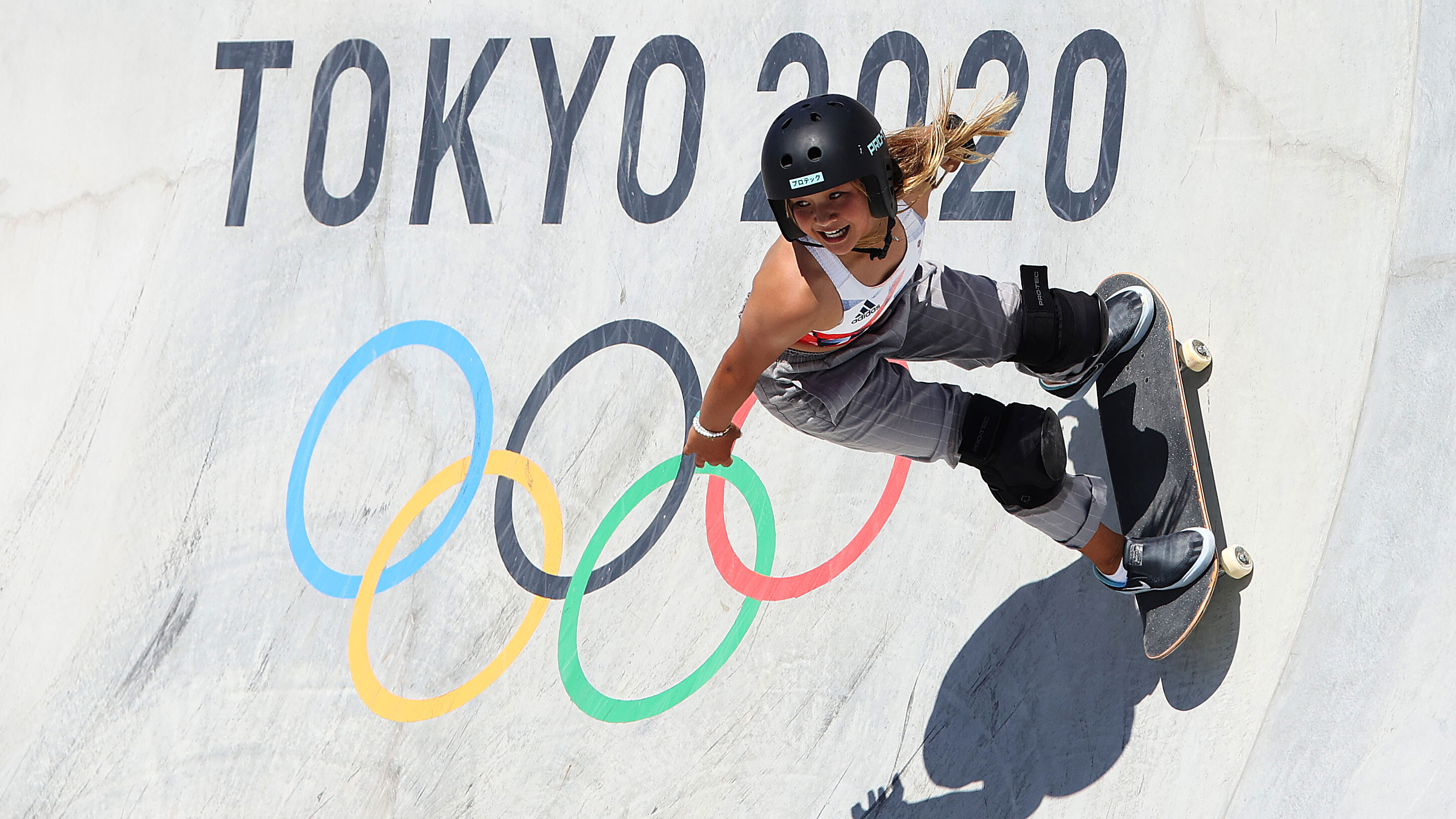 Teenage skateboard sensation Sky Brown saddened by plight of Afghan girls, saying 'girls can do anything that boys can do but even better'