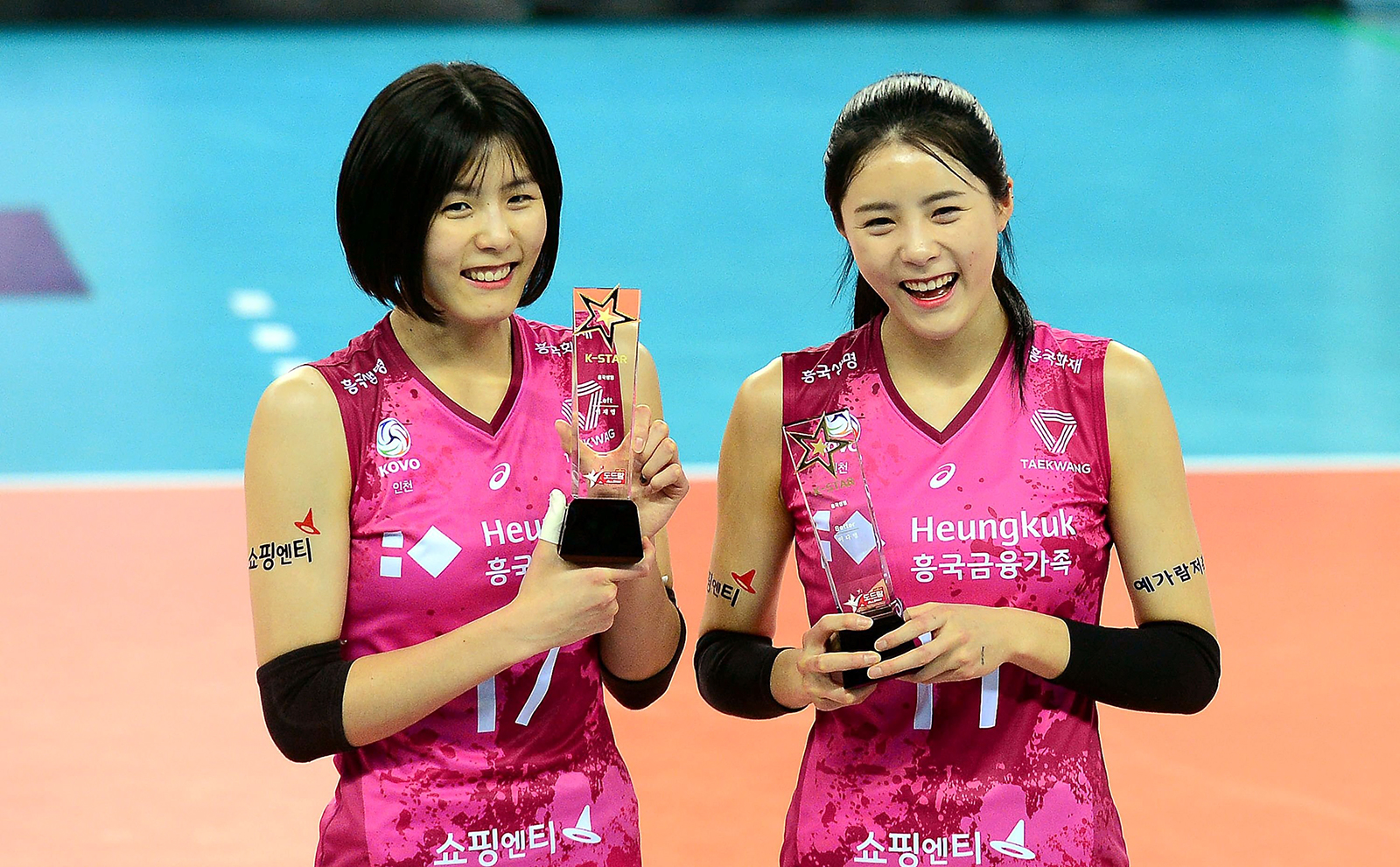 South Korean volleyball twins Lee Jae-yeong and Lee Da-yeong dropped amid bullying scandal