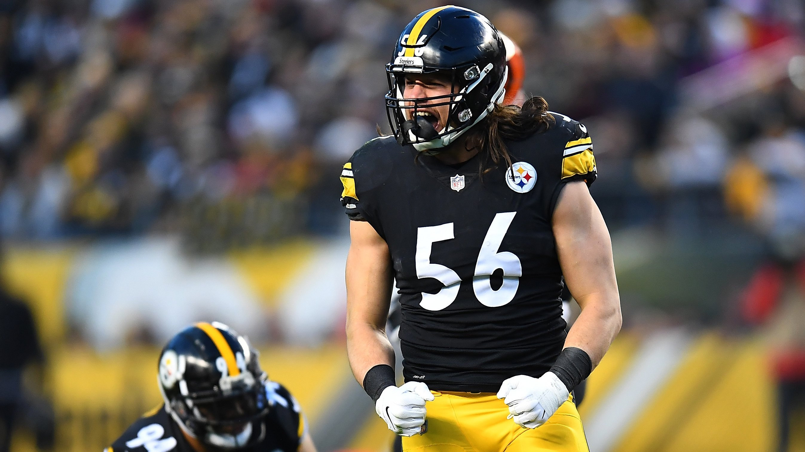 Pittsburgh Steelers linebacker Anthony Chickillo charged with assault in domestic dispute