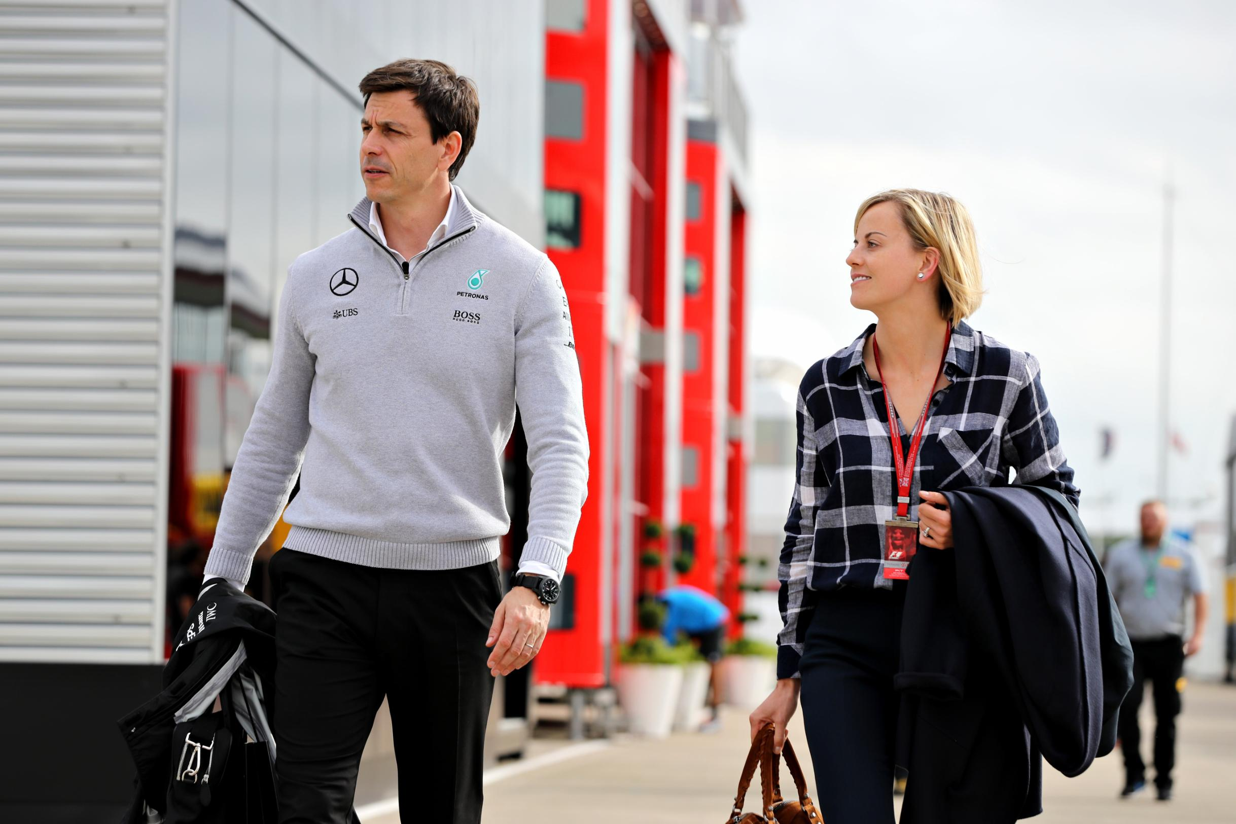 Susie Wolff says Lewis Hamilton's criticism of F1 is 'absolutely valid'