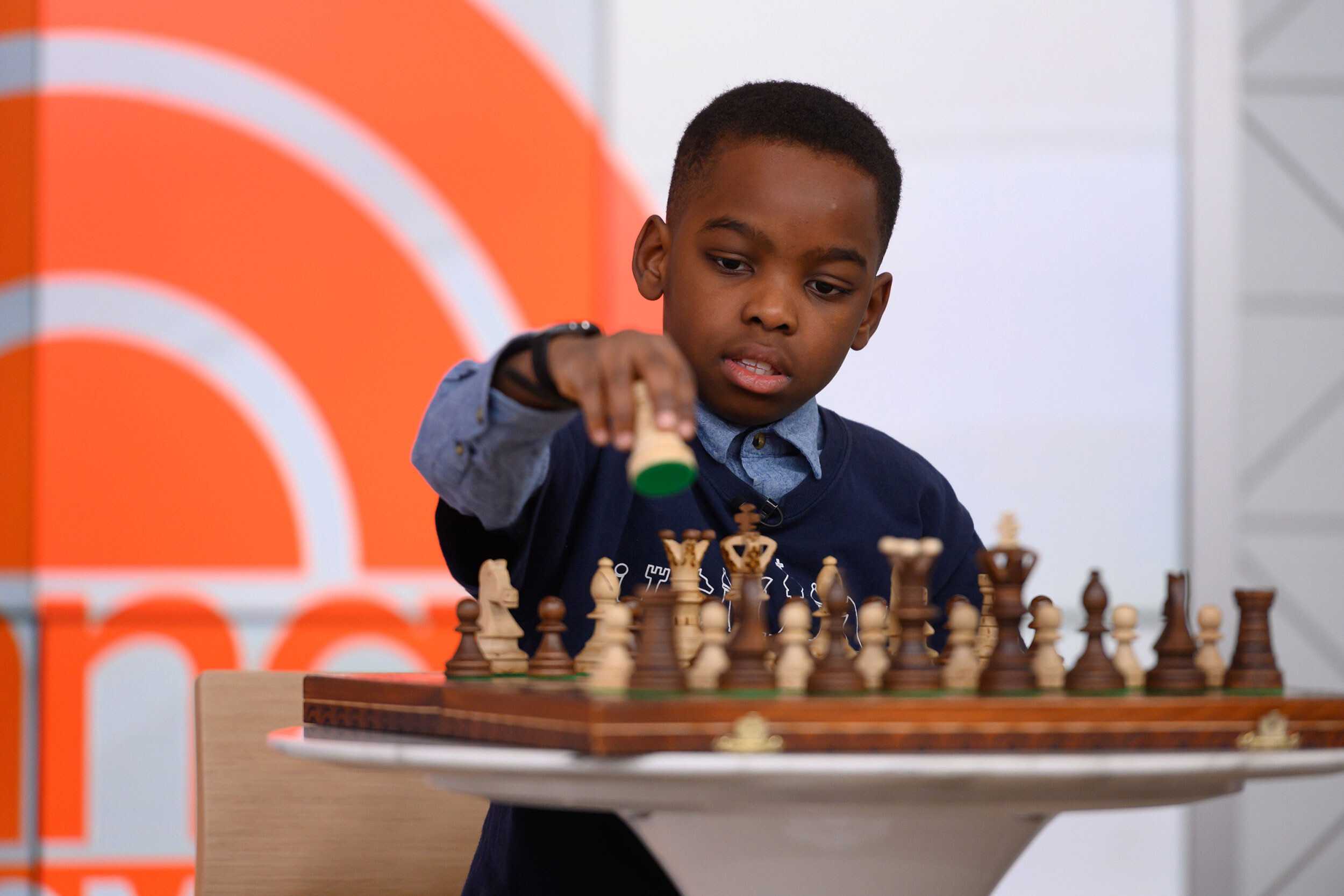Tani Adewumi: How chess changed the fortunes of 11-year-old prodigy and his family