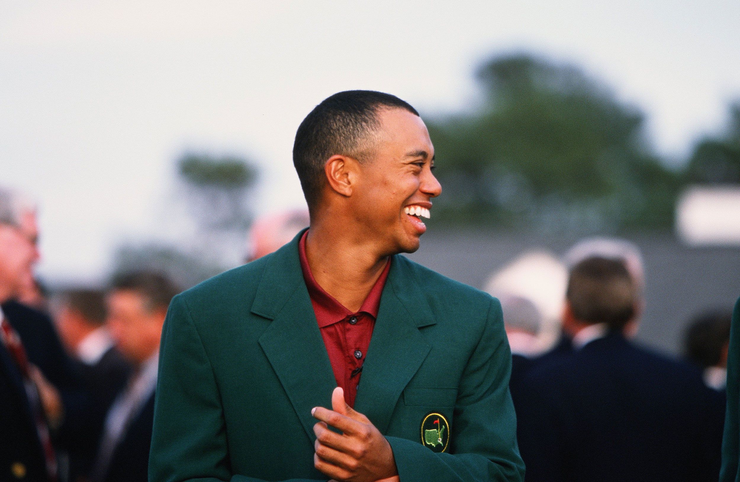 The 'Tiger Slam': 20 years on from when Tiger Woods won it all
