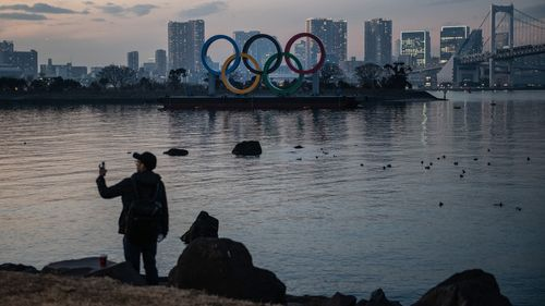 Image for IOC chief says Olympics will be held safely despite Japan's Covid surge
