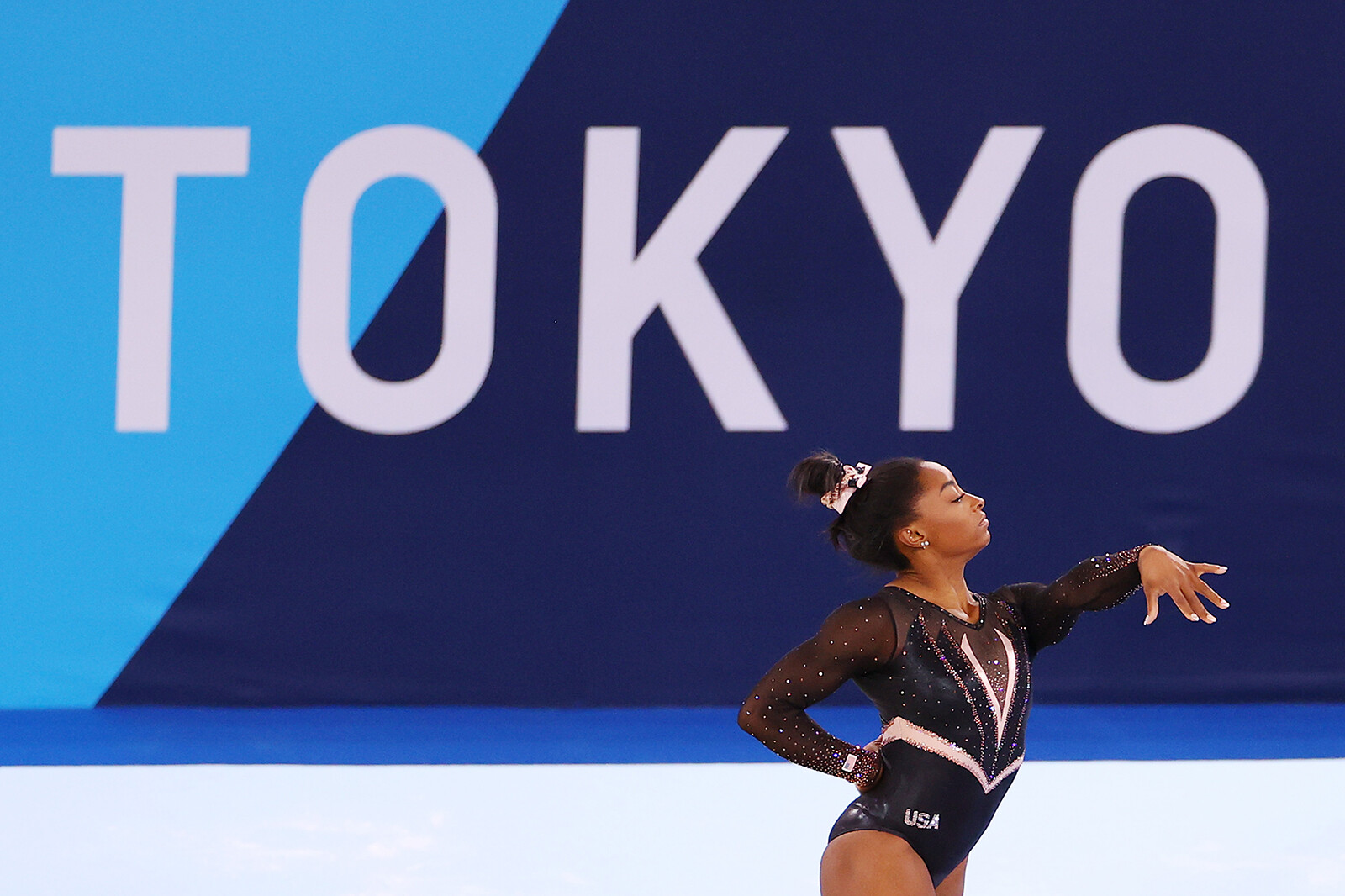 With Tokyo 2020 overshadowed by Covid-19, athletes are left to bring light to troubled Olympics