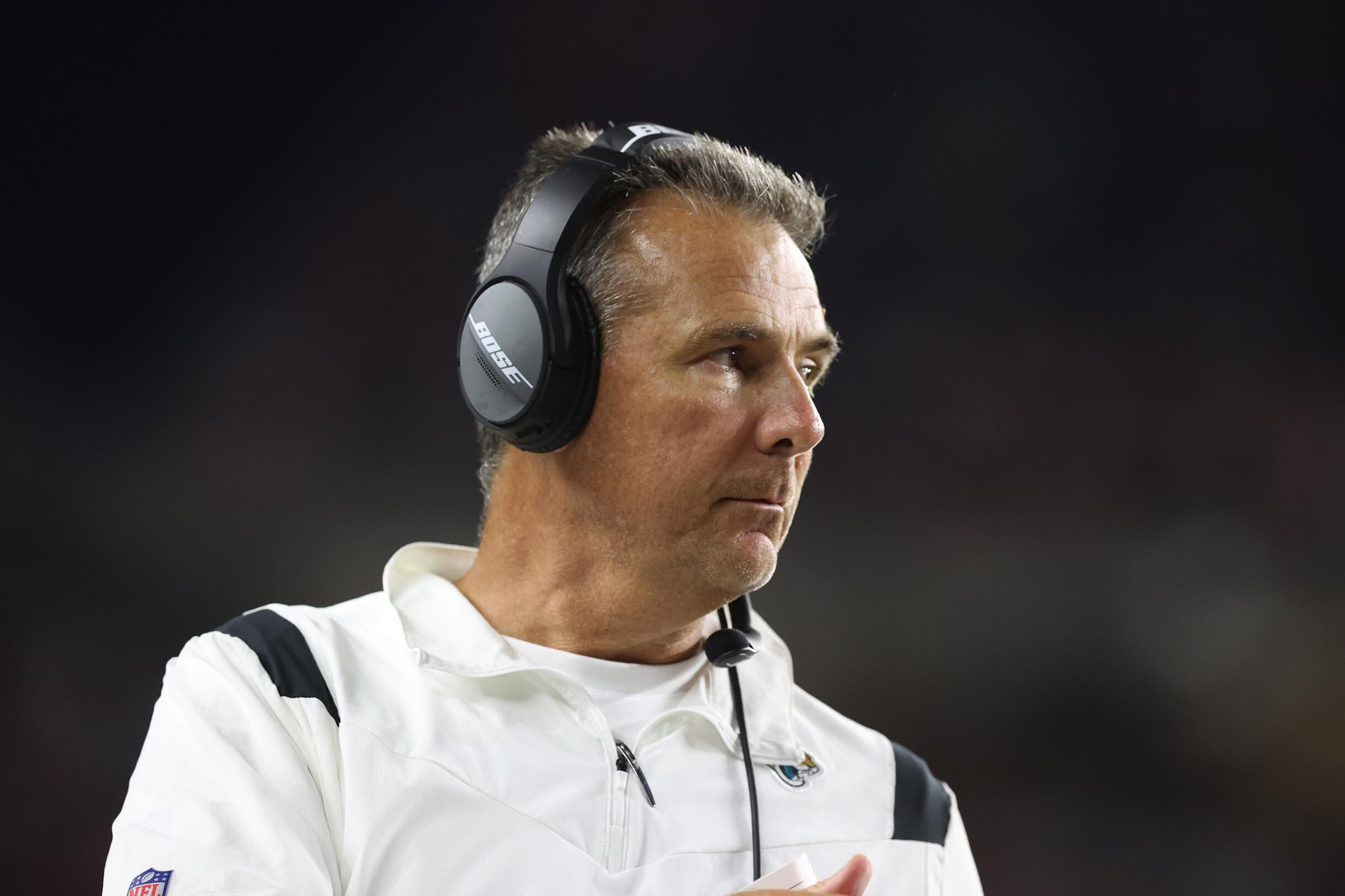 Jacksonville Jaguars owner Shad Khan says head coach Urban Meyer must 'regain our trust' after 'inexcusable' video