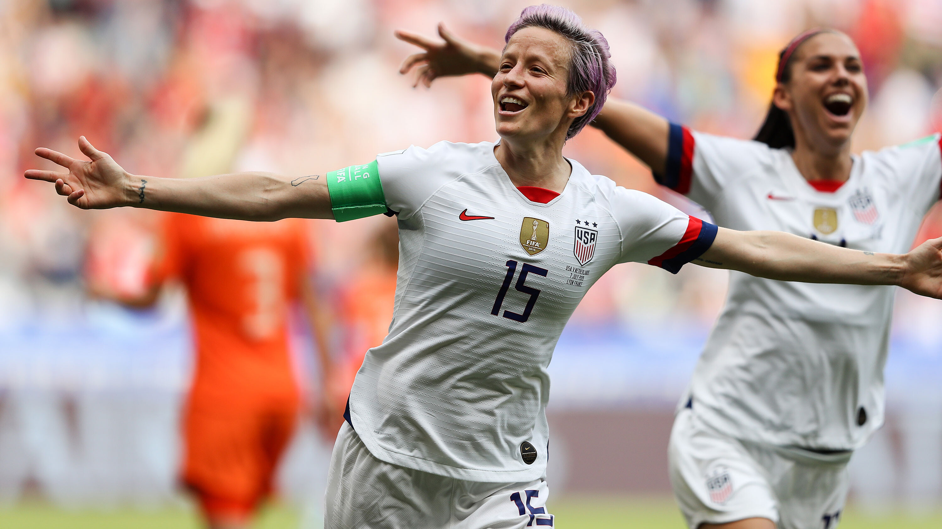 US women's national soccer team players appeal equal pay lawsuit decision