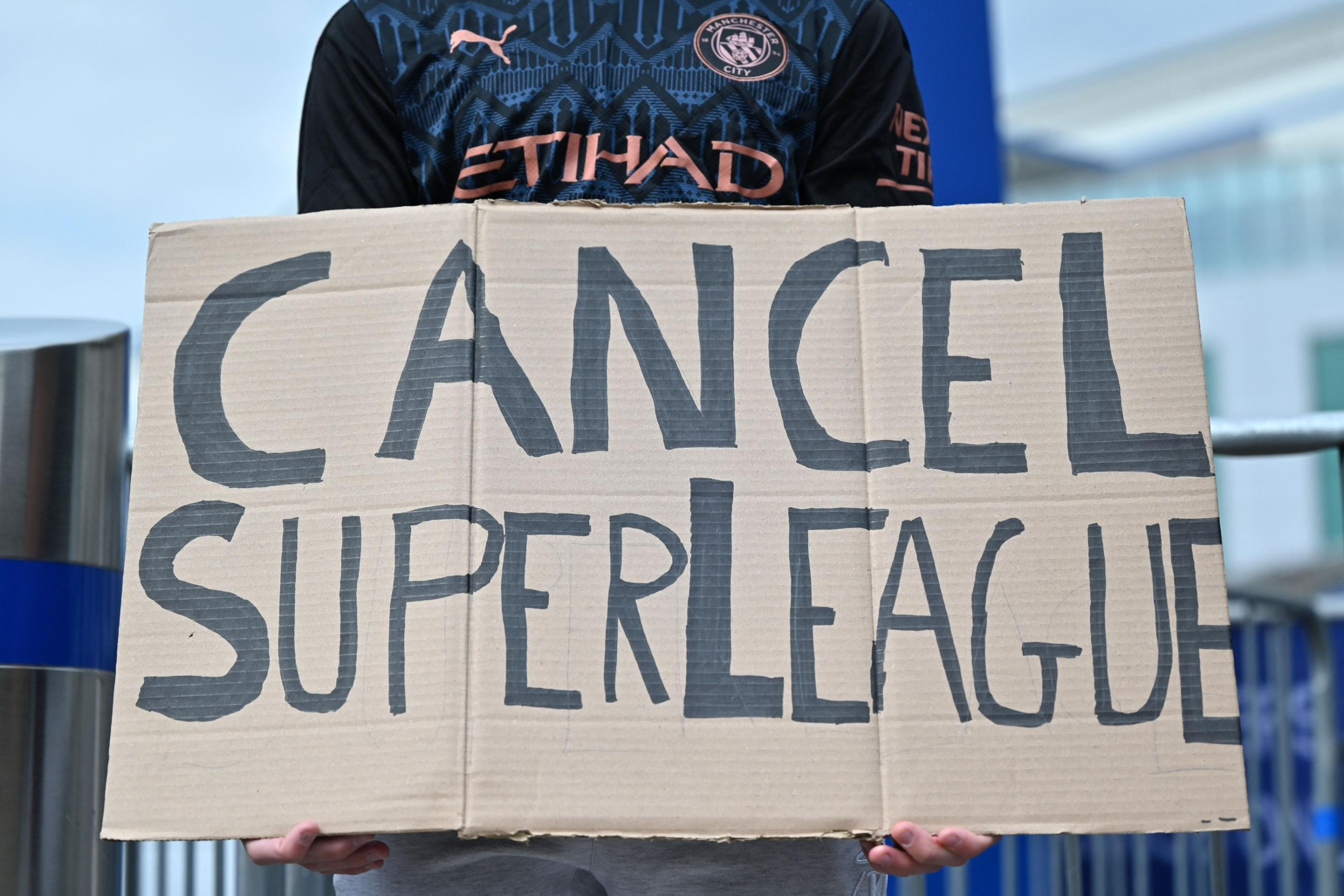 European Super League crumbles after majority of teams announce withdrawal