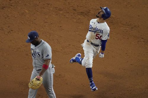 Image for Los Angeles Dodgers win World Series for the first time since 1988, defeat Tampa Bay Rays in six games