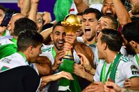 Algeria crowned Africa Cup of Nations champion after beating Senegal