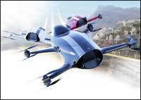 Airspeeder: Motor racing series aims to be the Formula One of the skies