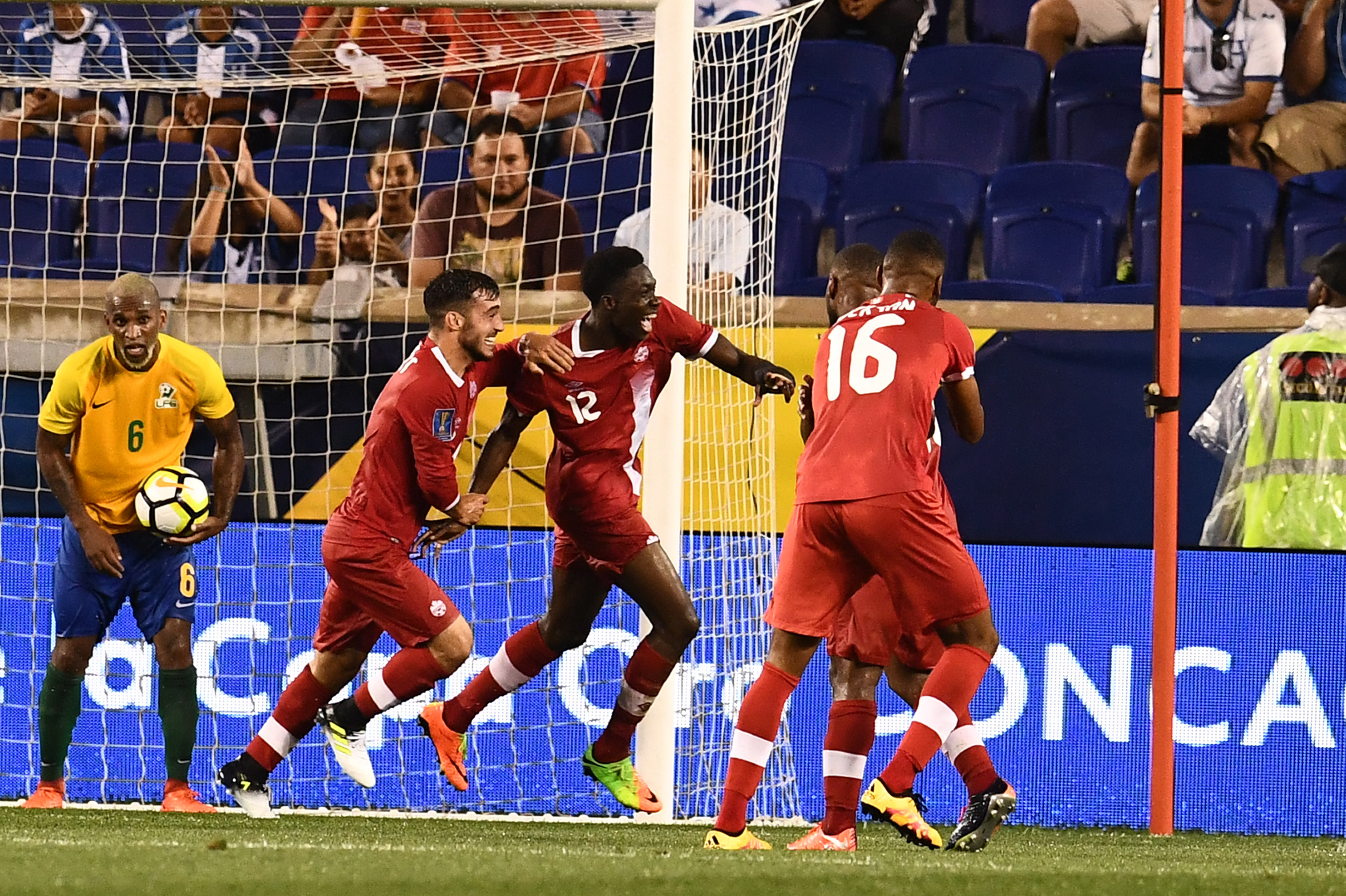 Alphonso Davies' journey from Ghanaian refugee camp to Champions League winner