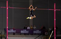 Armand Duplantis breaks his own pole vault world record to justify the hype
