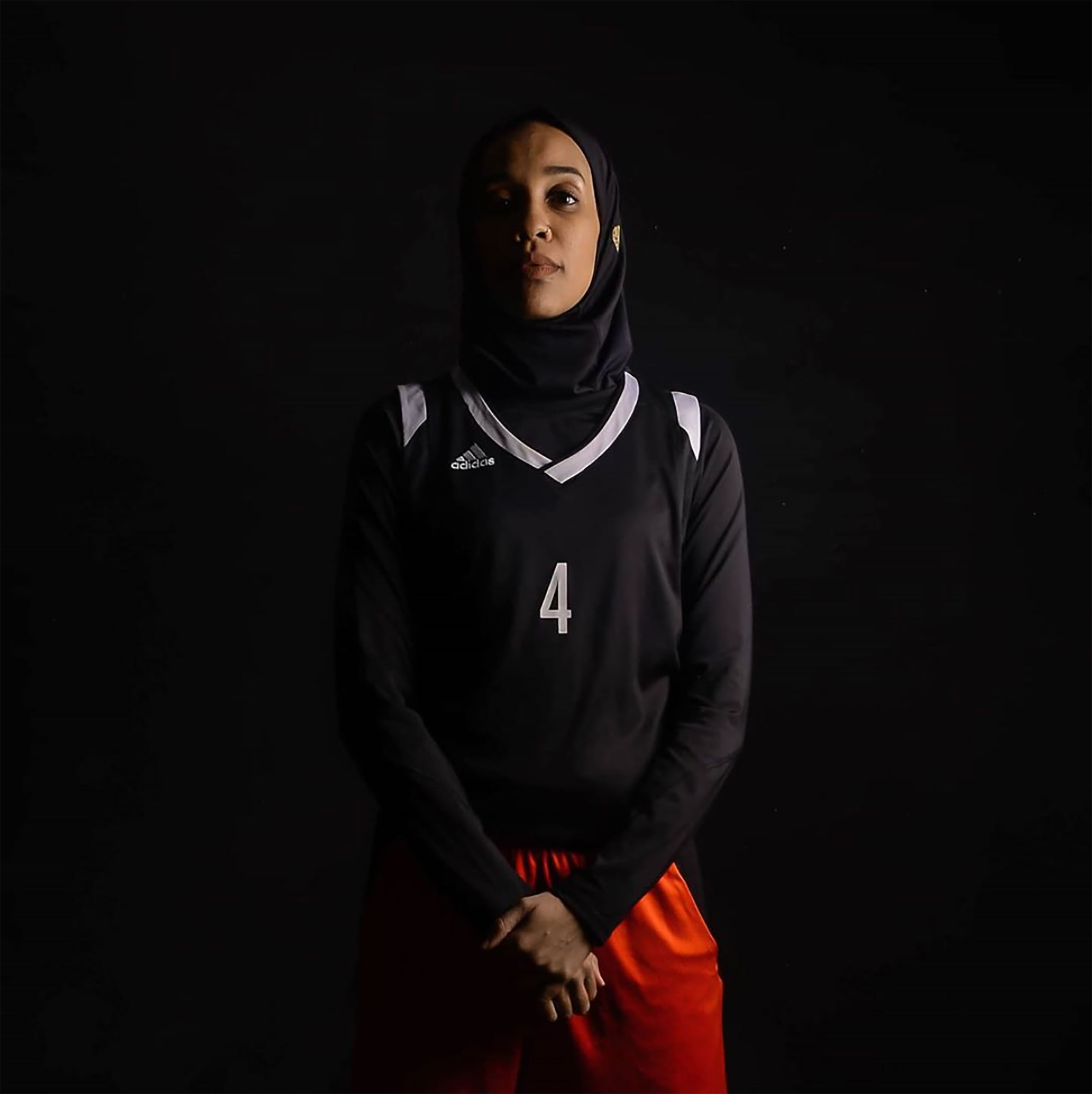 'Queen of the ball' Asma Elbadawi lives out hoop dream to defy skeptics