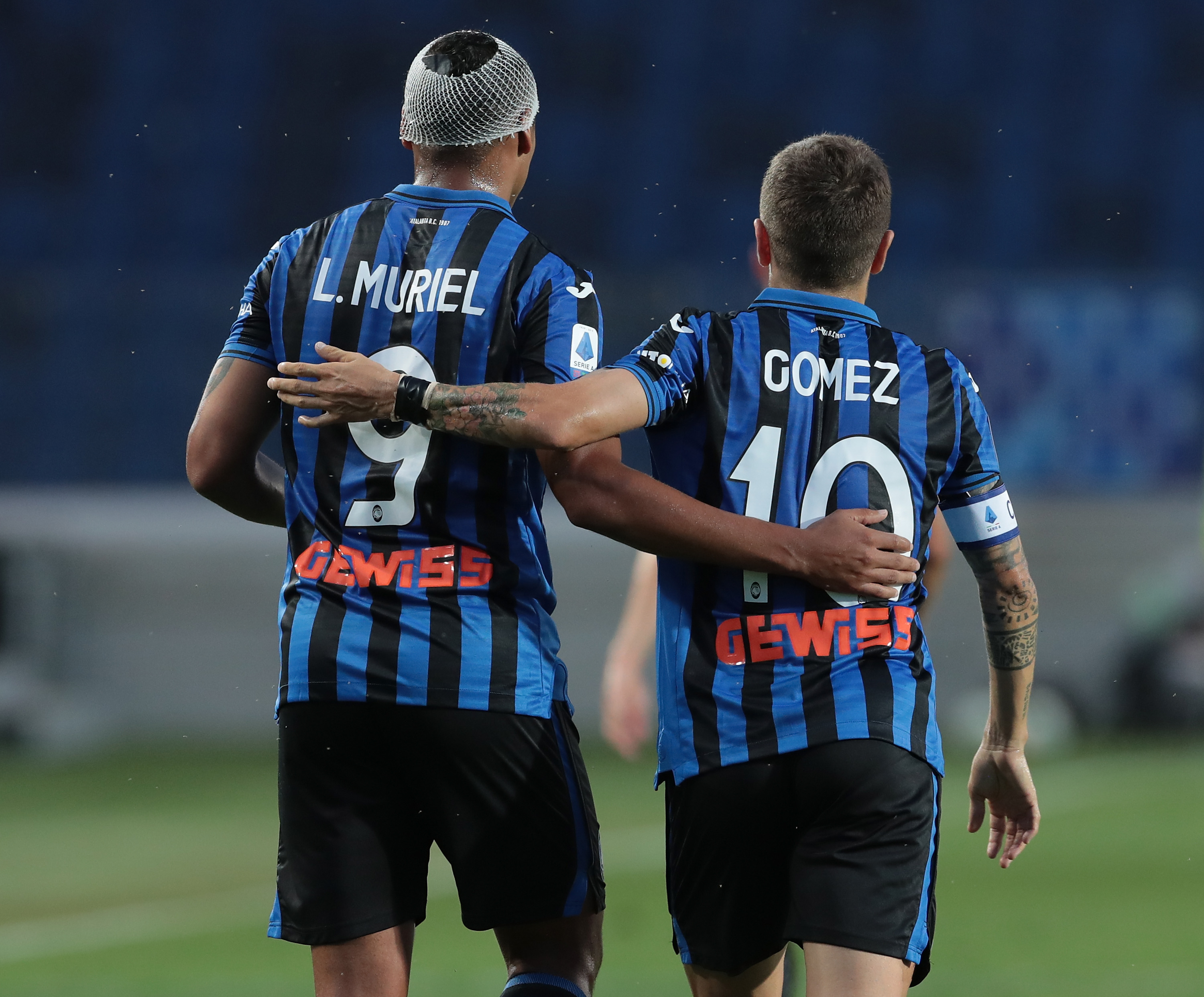 The city was at the epicenter of Europe's pandemic. Now its soccer club Atalanta wants to 'bring a smile' back to 'damaged' region