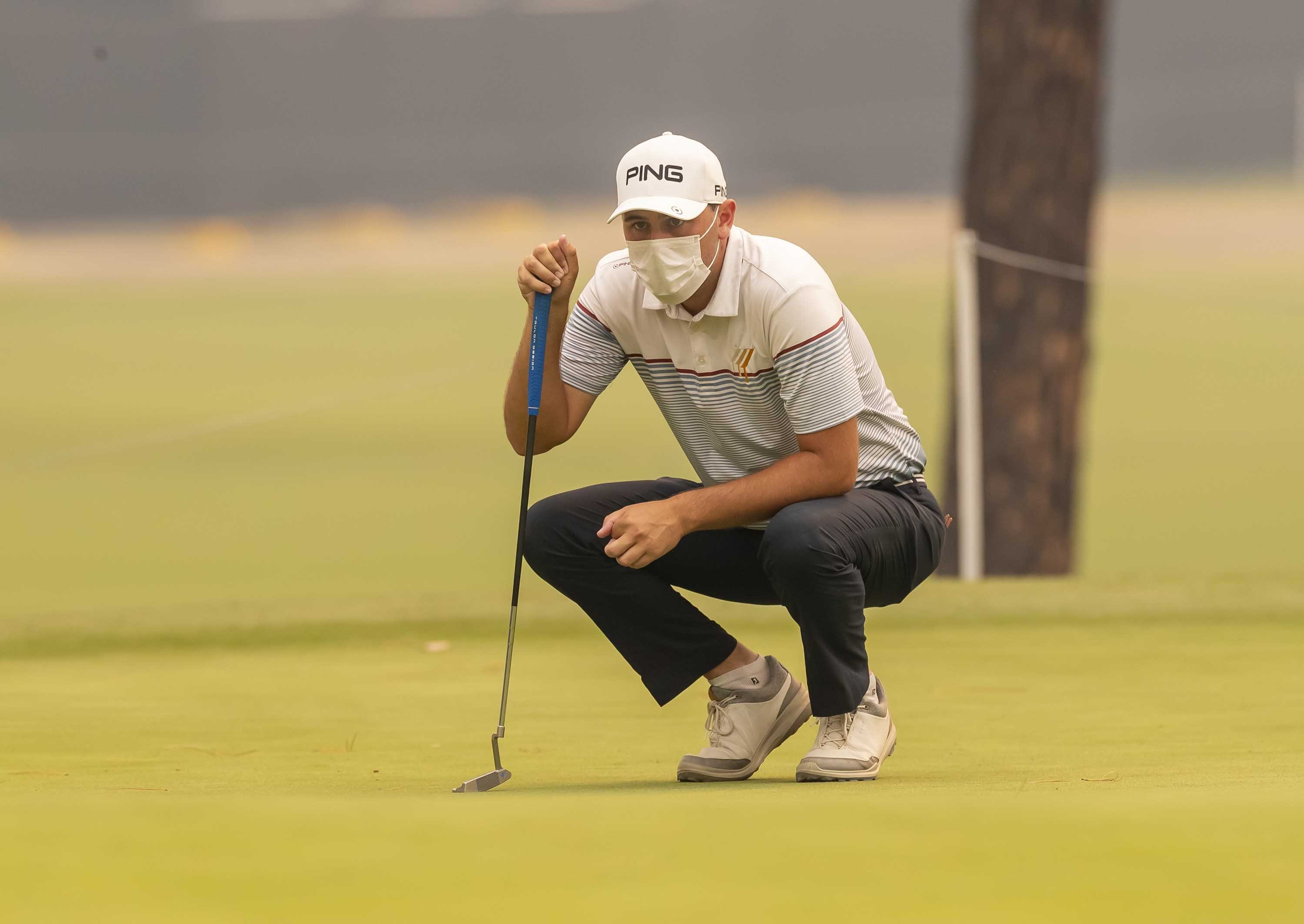 Bushfire smoke wreaks havoc at Australian golf tournament