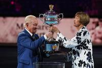 John McEnroe mocks 'crazy aunt' Margaret Court on her 50th anniversary celebration
