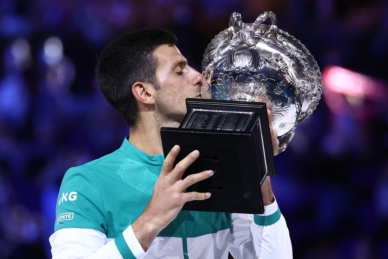 Novak Djokovic beats Daniil Medvedev in Australian Open final to claim 18th grand slam title