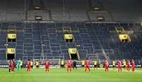 In eerie silence, Bayern Munich closes in on Bundesliga title with win over Dortmund