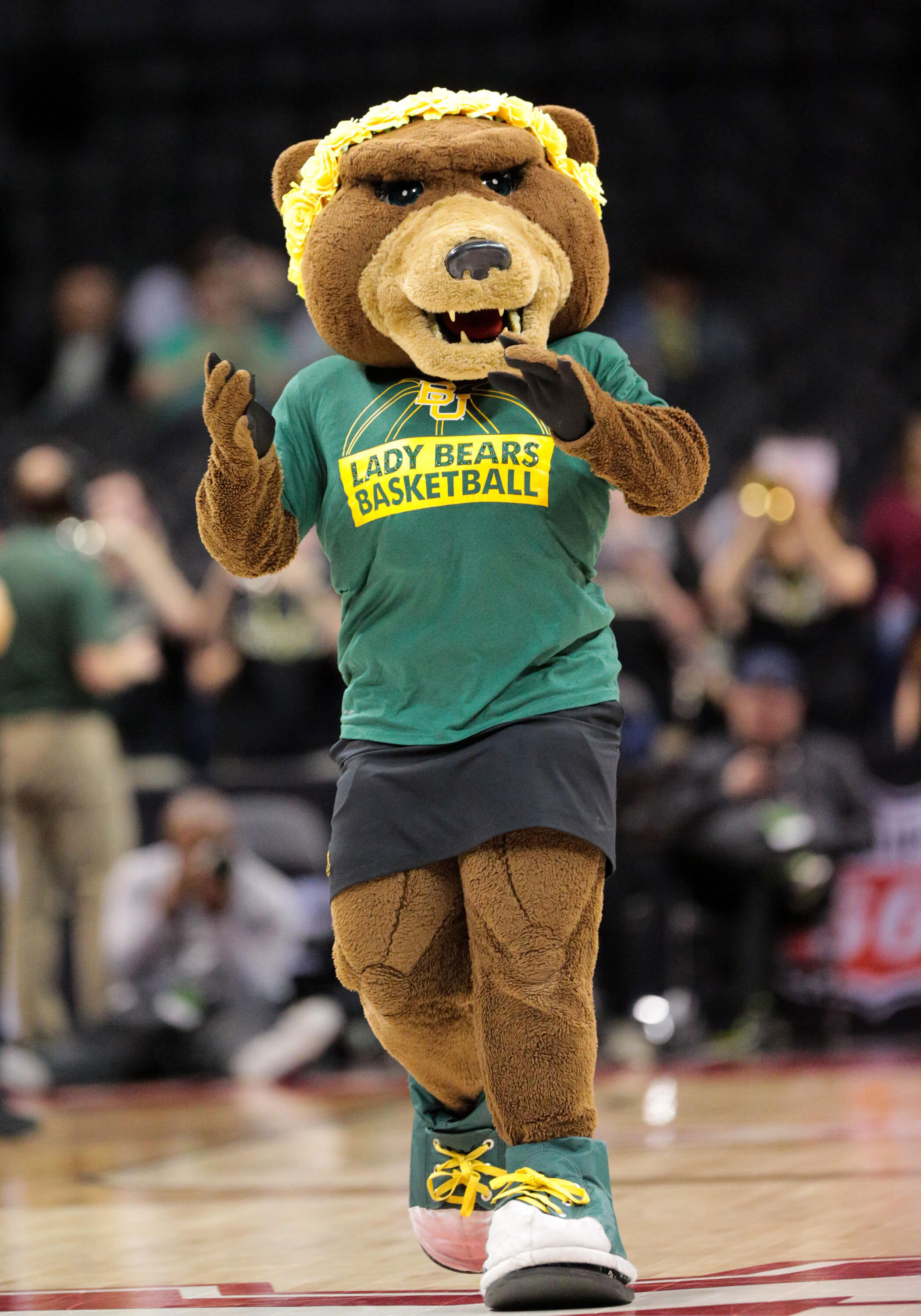 The Baylor women's basketball team is dropping 'Lady' from its name and will be known as the Bears