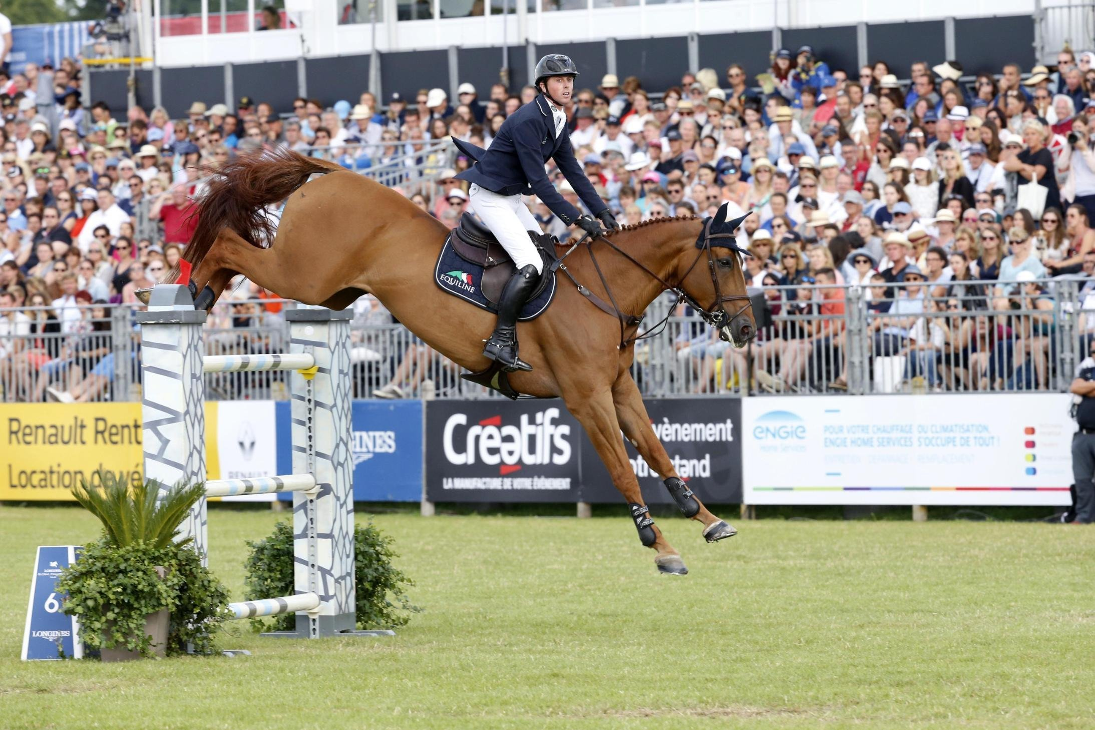 'Riding a horse is like flying a plane': Ben Maher on the secrets of his success